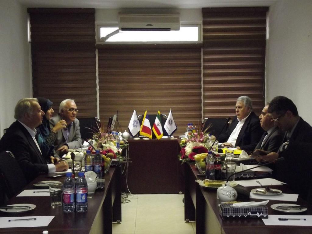 UCAPLAST en Iran